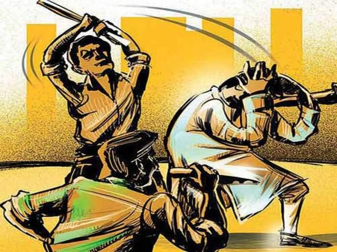 Brutal murder in Pune; The incident happened around midnight | पुण्यात टोळक्याकडून तरुणाचा निर्घृण खून; मध्यरात्रीच्या सुमारास घडली घटना
