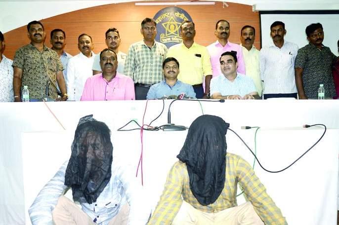 Murder of a youth on a loan of two thousand in Nagpur   नागपुरात दोन हजारांच्या उधारीवरून तरुणाची हत्या