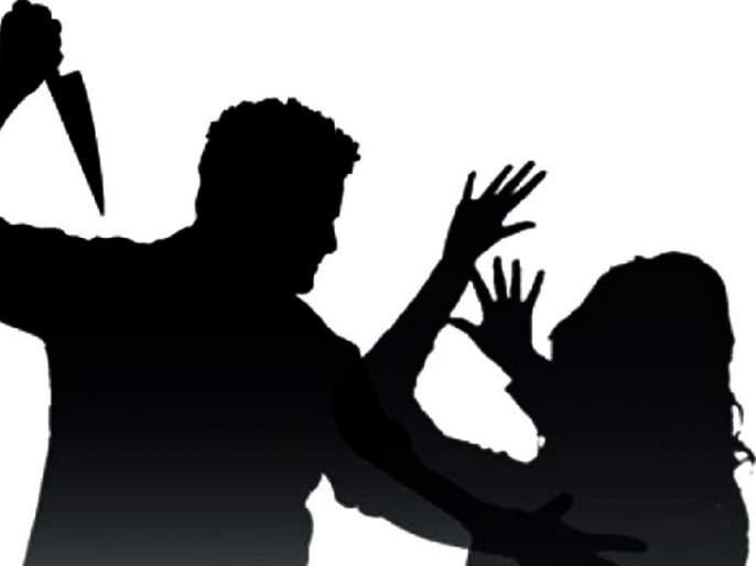 Wife murdered on husband's suspicion   मंगळवेढ्यात चारित्र्याच्या संशयावरून पतीने केली पत्नीची हत्या