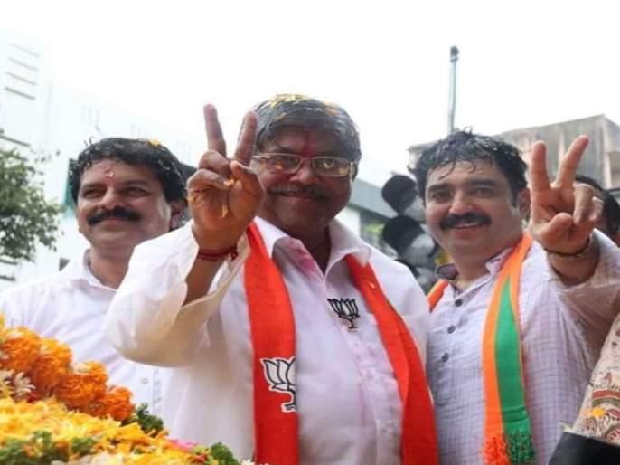 In Pune, BJP gives Muralidhar Mohol a nomination   पुण्यात भाजपाने मुरलीधर मोहोळ यांना उमेदवारी दिली; पण...