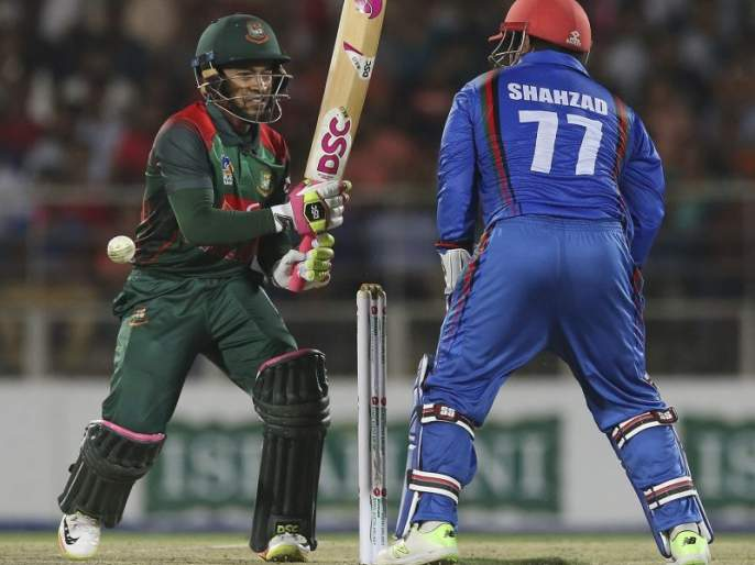 Asia Cup 2018: Bangladesh's Mushfiqur Rahim completes five thousand runs | Asia Cup 2018 : बांगलादेशच्या मुशफिकर रहिमच्या पाच हजार धावा पूर्ण