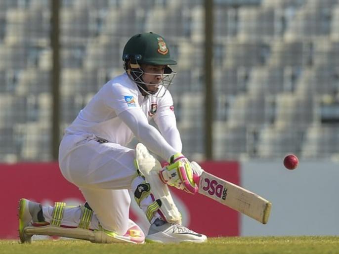India Vs Bangladesh, 1st Test: Bangladesh's Mushfiqur Rahim made history against India | India Vs Bangladesh, 1st Test : भारताविरुद्ध बांगलादेशच्या मुशफिकरने रचला इतिहास, केला 'हा' पराक्रम