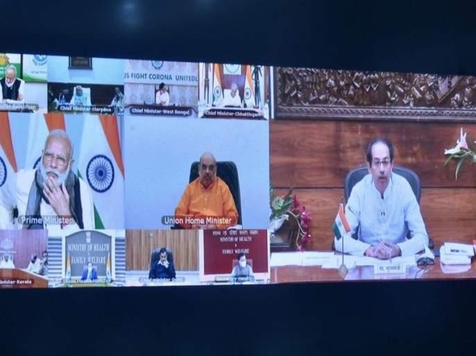 Establishment of Task Force on Corona Vaccination in the State; CM Uddhav Thackeray informs Prime Minister Narendra Modi | CoronaVirus News: कोरोना लसीकरणाबाबत राज्यात टास्क फोर्सची स्थापना; उद्धव ठाकरेंची पंतप्रधान मोदींना माहिती