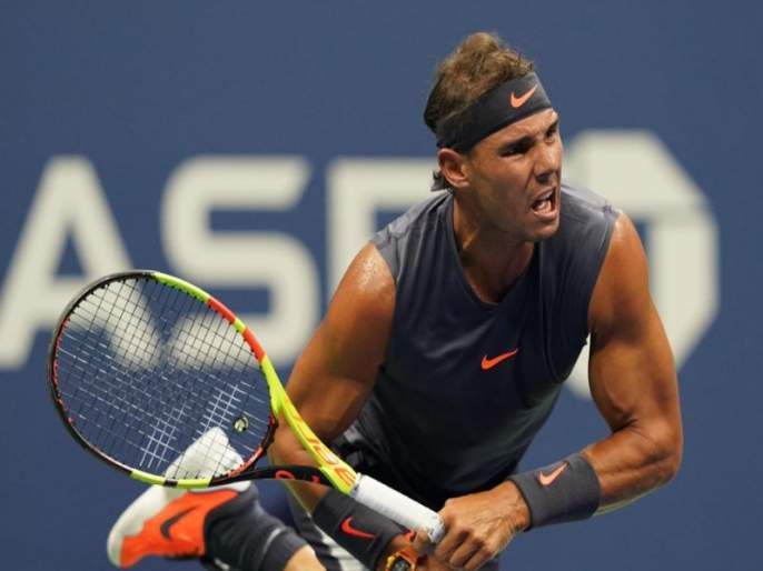 Madrid Open: Rafael Nadal's winning streak | माद्रिद ओपन टेनिस : राफेल नदालची विजयी आगेकूच