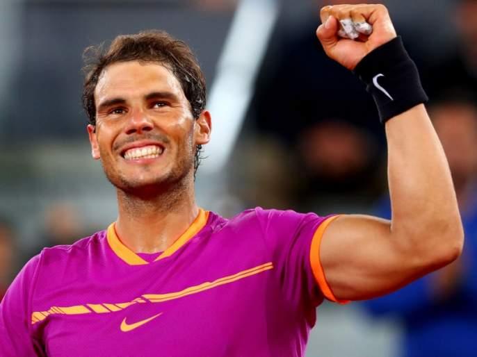 Carolyn Wozniacki's first round win, Nadal, Djokovic's winning opening | कॅरोलिन वोज्नियाकी पहिल्याच फेरीत बाद, नदाल, जोकोविच यांची विजयी सलामी