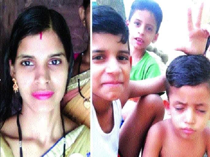 Four member's of one Family is missing in Nalasopara? | नालासोपाऱ्यातून चार जणांचे कुटुंब गायब?