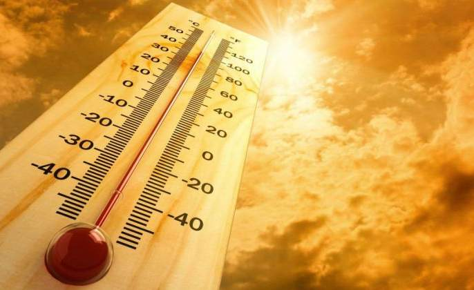In Nagpur, hot during the day and cold at night | नागपुरात दिवसा कडक ऊन, रात्री गारवा