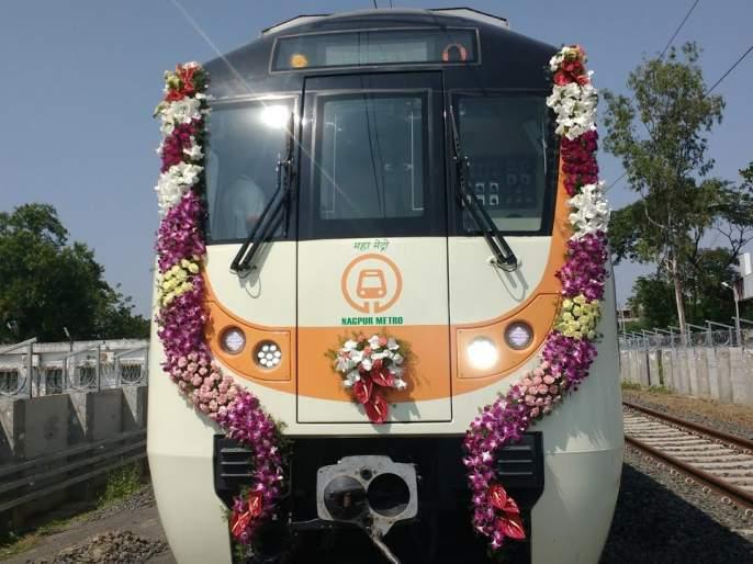 The second phase of Nagpur Metro will be completed by 2022 | नागपूर मेट्रोचा दुसरा टप्पा २०२२ पर्यंत पूर्ण होणार