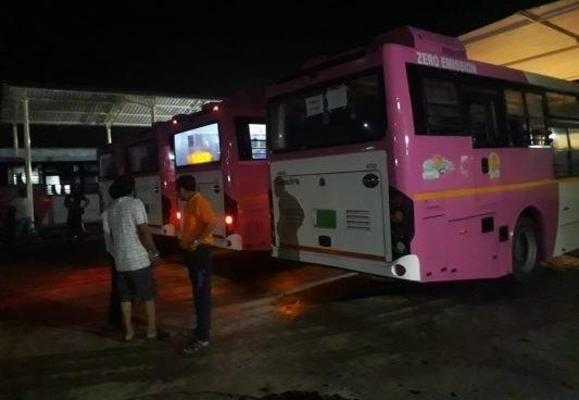 Nagpur city will get 100 electric buses   नागपूर शहराला १०० इलेक्ट्रीक बस मिळणार