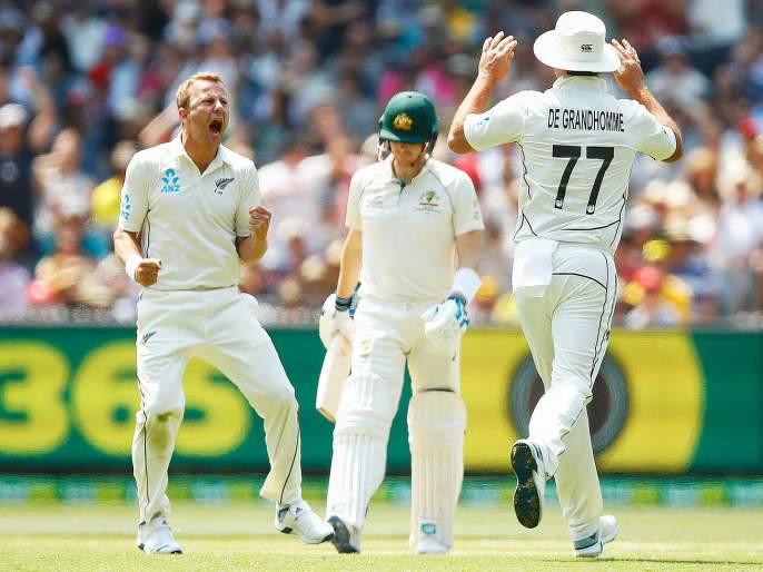 India vs New Zealand, 2nd Test : Neil Wagner set to return leaving New Zealand a tough selection call svg   India vs New Zealand : न्यूझीलंडच्या ताफ्यात आणखी एका तगड्या गोलंदाजाची भर; टीम इंडियाचं वाढलं टेंशन