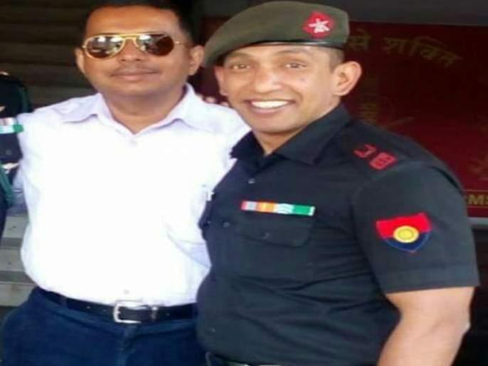 army major shashidharan nair martyred at Jammu Kashmir | जरा याद करो कुर्बानी : घरच्यांसोबतचे नववर्षाचे सेलिब्रेशन ठरले अखेरचे !