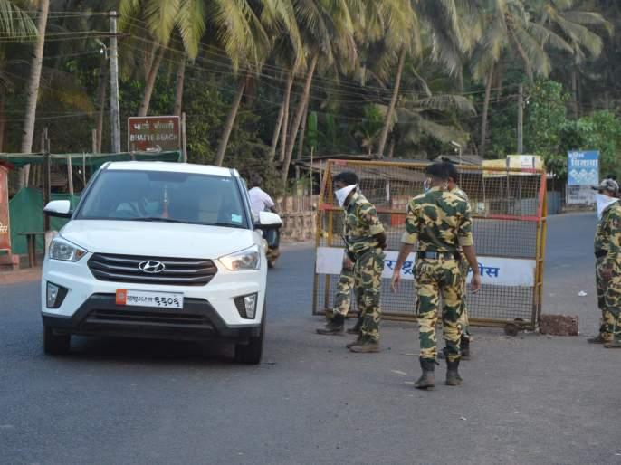 Close all the boundaries of Ratnagiri district | रत्नागिरी जिल्ह्याच्या सर्व सीमा बंद