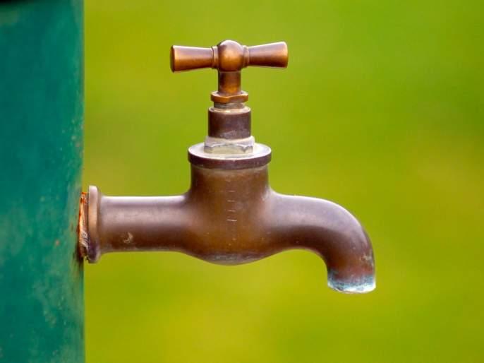 One time water supply if required   आवश्यकता भासल्यास एकदाच पाणीपुरवठा