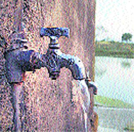 Water supply will be disrupted for three days from Solapur today | सोलापुरात आजपासून तीन दिवस पाणी पुरवठा विस्कळीत राहणार