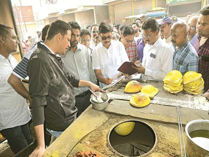 'Food Safari' and 'Heritage' apps will change the city's identity; The concept presented by the Aurangabad Municipal Commissioner | 'फूड सफारी' आणि 'हेरीटेज' अॅप शहराची ओळख बदलतील; महापालिका आयुक्तांनी मांडली संकल्पना
