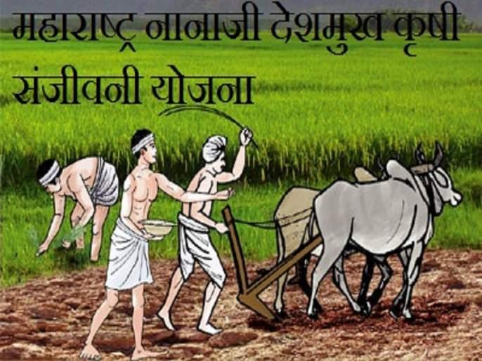 Selection to 22 villages in Soygaon taluka for the Krishi Sanjivani Yojana   सोयगाव तालुक्यातील २२ गावांची कृषी संजीवनी योजनेसाठी निवड
