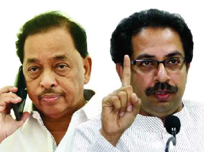 We don't want the goons, want MP, Uddhav Thackeray criticism on Narayan Rane | आम्हाला गुंड नको, खासदार हवेत, उद्धव ठाकरेंचा नारायण राणेंना टोला