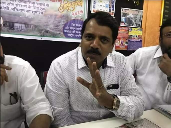 clash between two groups at BJP MLA narendra Mehta's bungalow | जमिनीच्या वादातून भाजपा आमदारमेहतांच्या बंगल्यावर राडा