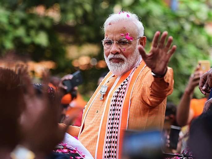 modi government budget 2019 income tax rs 5 lakh per annum   मध्यम वर्गाला मोदी सरकार मोठ्ठं गिफ्ट देणार?; अर्थसंकल्पात घोषणा होण्याची शक्यता