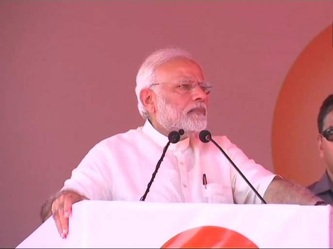 only 25 contestants remaining against Prime Minister Narendra Modi In Varanasi-PC | वाराणसीमध्ये पंतप्रधान मोदींविरोधात आता उरले केवळ 25 प्रतिस्पर्धी, 5 जणांचे अर्ज मागे