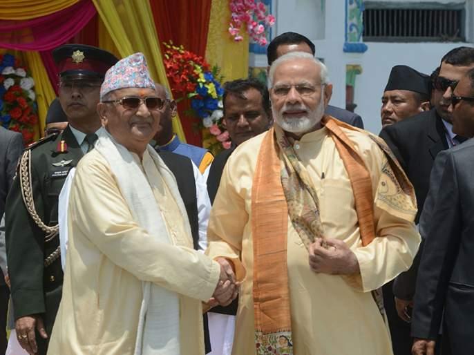 Kathmandu all set to welcome Indian PM Modi | पंतप्रधान नरेंद्र मोदींचे स्वागत करण्यासाठी काठमांडू सज्ज