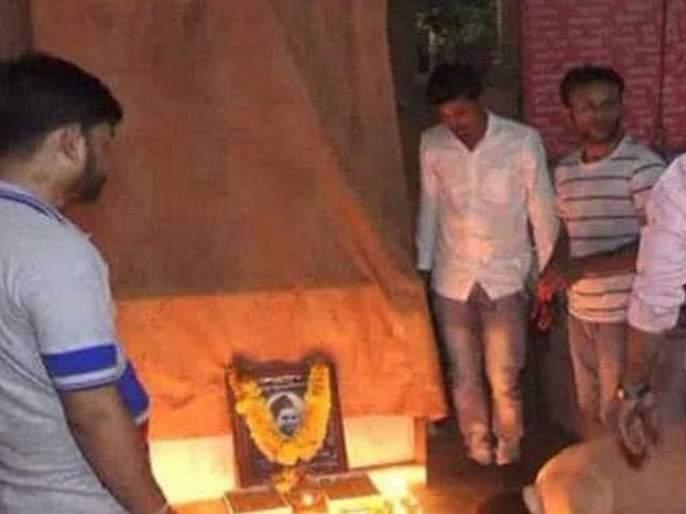nathuram godse birthday celebrated in gujarat 6 people arrested | गांधींच्या गुजरातमध्ये साजरा केला नथुरामचा जन्मदिवस, पोलिसांनी सहा जणांना ठोकल्या बेड्या