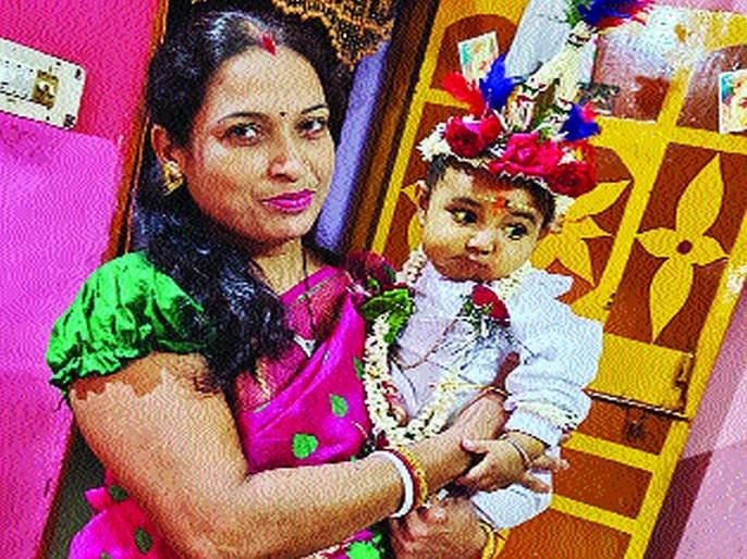 Donation to grandfather's liver grandson in mumbai | आजीचे यकृत नातवाला दान, तान्हुल्याला मिळाले नवजीवन
