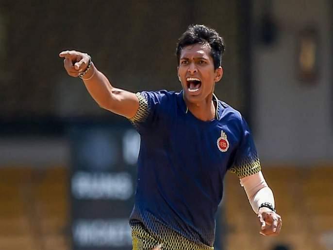 Navdeep Saini will select in Indian cricket team for West Indies Tour   गौतम गंभीरने शोधलेला 'हिरा' चमकला; टीम इंडियासोबत विंडीजला निघाला!