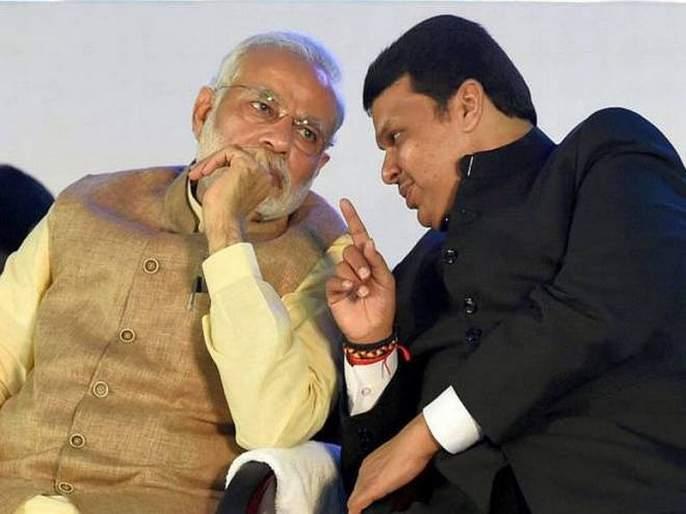 Modi taught us 'Fakiri', Chief Minister Devendra fadanvis 'Shayari' taunt on sharad Pawar | मोदींनी आम्हाला 'फकिरी' शिकवली, पवारांना टोला लगावताना मुख्यमंत्र्यांची 'शायरी'