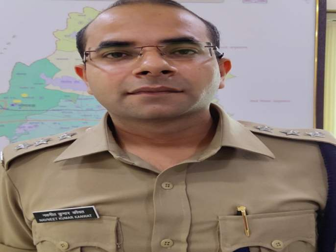 Illegal businesses will give full stop to in Maval taluka : Navnit Kanwat | मावळ तालुक्यातील अवैध धंद्यांना पूर्णविराम देणार - नवनीत काँवत