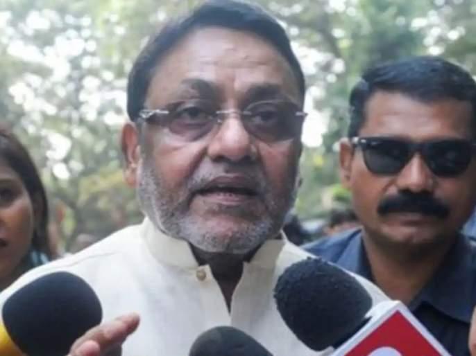 Expel Nawab Malik; Bjp demand to governour | Nawab Malik: नवाब मलिक यांच्याविरुद्ध गुन्हा नोंदवून हकालपट्टी करा; भाजप शिष्टमंडळाची राज्यपालांकडे मागणी