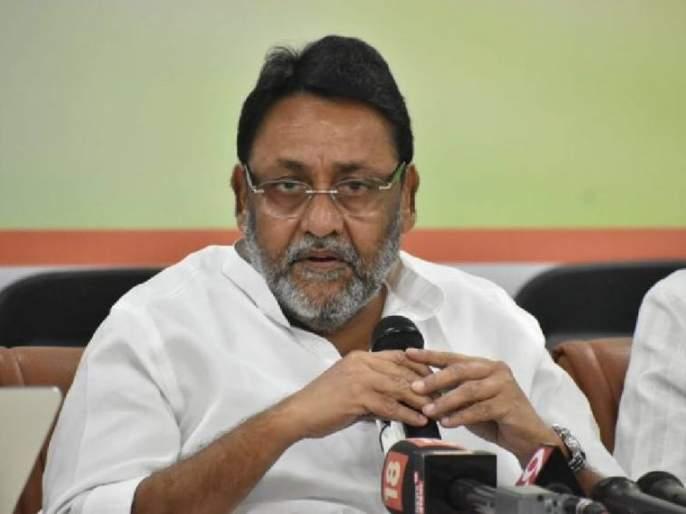 BJP's attempt to prevent stockpiling of Remedesivir in the state; Allegation of Nawab Malik | राज्यात रेमडेसिवीरचा साठा मिळू नये यासाठी भाजपचा प्रयत्न; नवाब मलिक यांचा आरोप