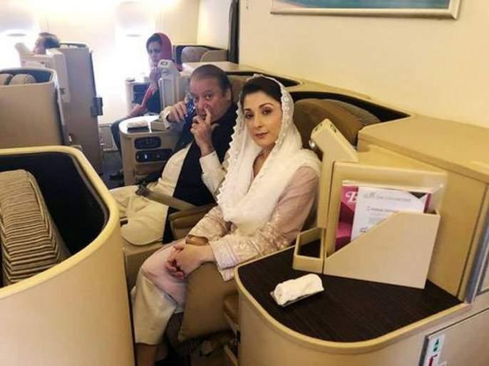 Suspension of Nawaz Sharif's sentence, Islamabad High Court verdict | नवाज शरीफ अन् मरियम यांच्या शिक्षेला स्थगिती, इस्लामाबाद हायकोर्टाचा निर्णय