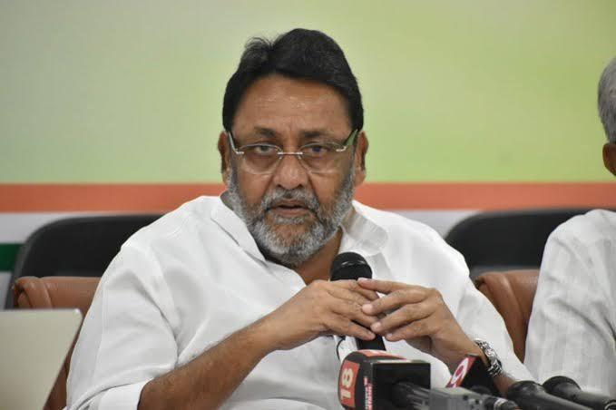 Maharashtra Election, Maharashtra Government: 'We will not quarrel with the Chief Minister; Shiv Sena will be honored Says Nawab Malik | Maharashtra Government: 'मुख्यमंत्रिपदावरुन आमच्यात भांडण होणार नाही; शिवसेनेचा सन्मान राखला जाईल'