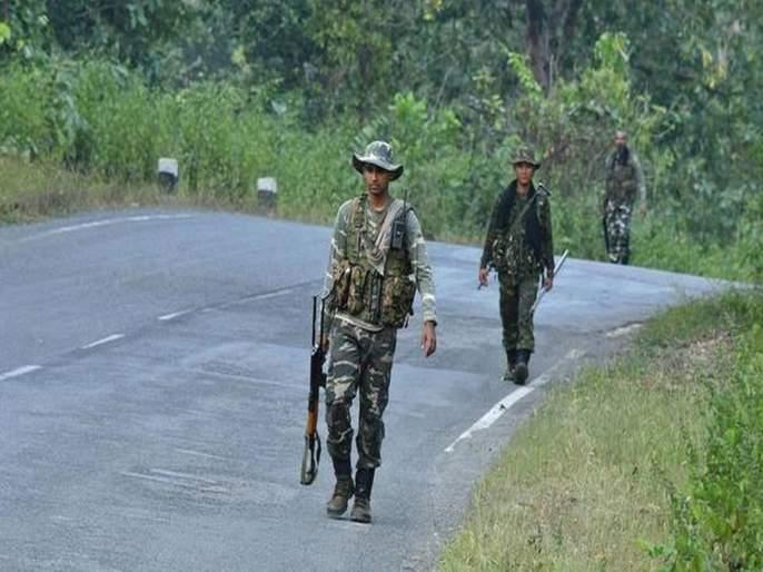Killed naxal carried 1 lakhs rewards in skirmish | १ लाखांचे इनाम असलेल्या नक्षलवाद्याला घातले कंठस्थान