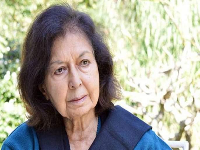 Nayantara Sehgal appeared in the Marathi Sahitya Sammelan!; Have you seen? | साहित्य संमेलनात दिसल्या 'नयनतारा सहगल'; तुम्ही पाहिल्यात का?