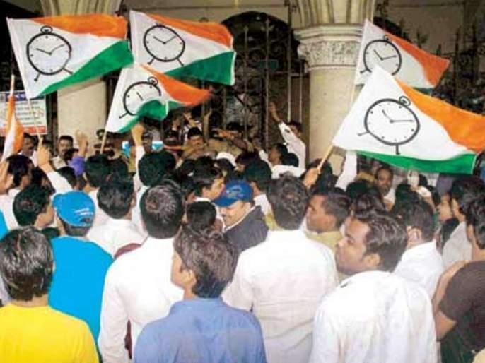 Maharashtra Vidhan Sabha 2019 - ncp finds the candidate for election | Vidhan Sabha 2019: भाषा बघून घेण्याची, वेळ उमेदवार शोधण्याची