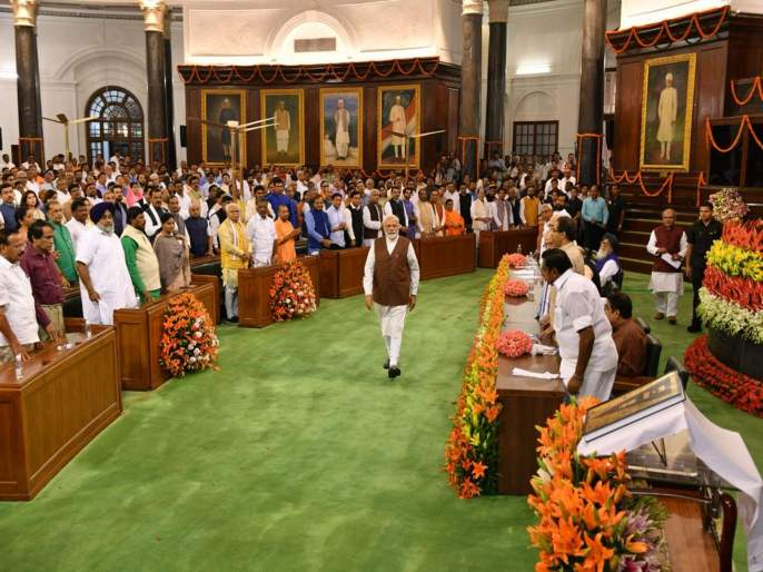 NDA will get majority in Rajya Sabha after one year | एका वर्षानंतर एनडीएला राज्यसभेतही मिळणार बहुमत