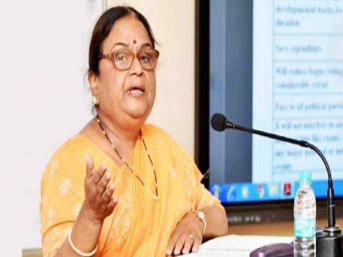 Neela Satyanarayana was writing diaries during the lockdown | नीला सत्यनारायण यांच्या मनातील 'घुसमट' आली समोर; लॉकडाऊन काळात लिहीत होत्या 'डायरी'