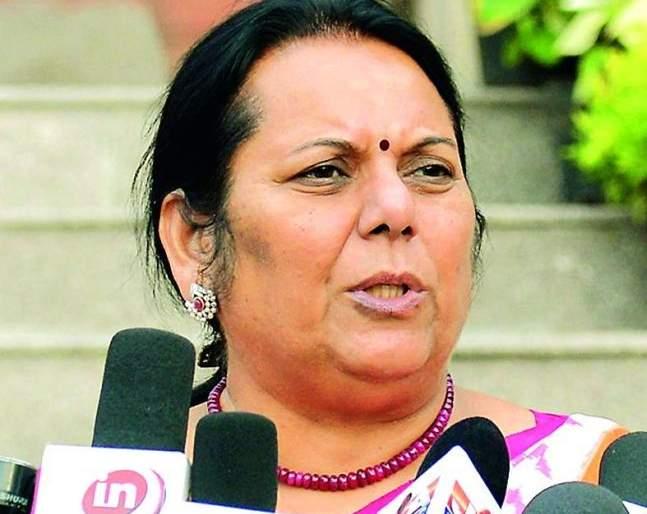 Do a DNA test of that victim girl's body: Deputy Speaker Neelam Gorhe | त्या चिमुकलीची डीएनए तपासणी करा: उपसभापती निलम गोऱ्हे