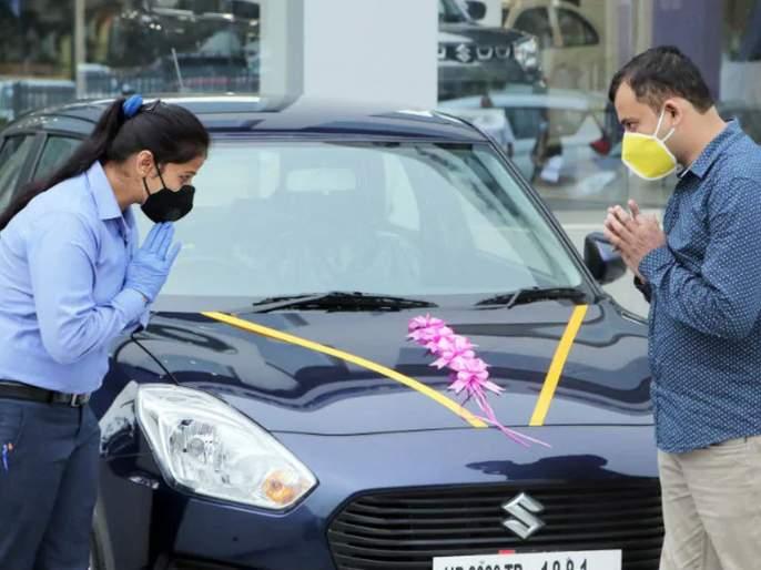 Customers will have to wait up to 10 months to buy a new car | नवी कार खरेदी करताय? १० महिन्यांपर्यंतथांबावे लागणार...जाणून घ्या कारण