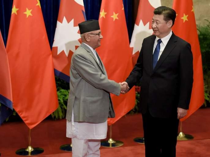 China's open attempt to save Nepal's government, Chinese ambassador meets Oli's opponents | नेपाळचे सरकार वाचविण्याचा चीनकडून उघडपणे खटाटोप, चिनी राजदूतांच्या ओली विरोधकांशी भेटीगाठी