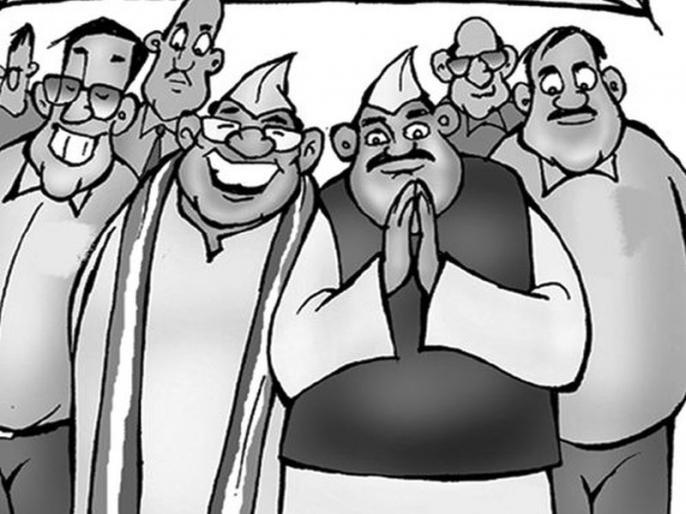 Haryana assembly elections 2019: 42% candidates crorepatis, 10% have criminal cases | Haryana assembly elections 2019: आखाड्यात ४२% उमेदवार कोट्यधीश;११७ जणांवर गुन्हे
