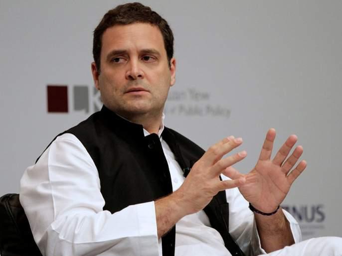 Malikji, when to come to Kashmir ask by Rahul Gandhi | मलिकजी, काश्मीरात कधी येऊ सांगा; राहुल गांधींनी पुन्हा काढला चिमटा