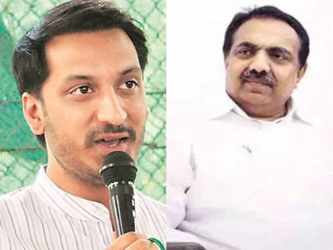 Parth Pawar's candidature for MLA? Jayant Patil says ... | पार्थ पवारांना आमदारकीची उमेदवारी? जयंत पाटील म्हणतात...