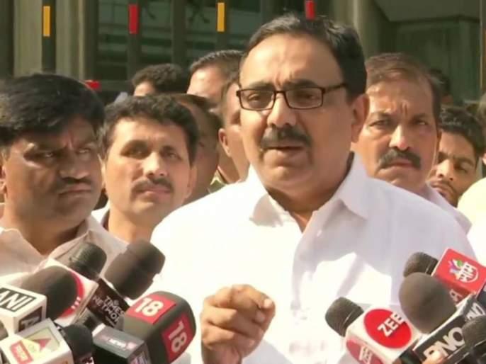 dhananjay Munde is being blackmailed there is no talk of his resignation says Jayant Patil | धनंजय मुंडेंना ब्लॅकमेल केलं जातंय, त्यांच्या राजीनाम्याची कोणतीही चर्चा नाही: जयंत पाटील