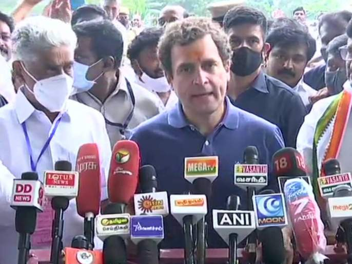underline my sentence to force the government to repeal agricultural laws says Rahul Gandhi   माझं वाक्य अधोरेखित करुन ठेवा, कृषी कायदे रद्द करण्यास सरकारला भाग पाडू; राहुल गांधी ठाम