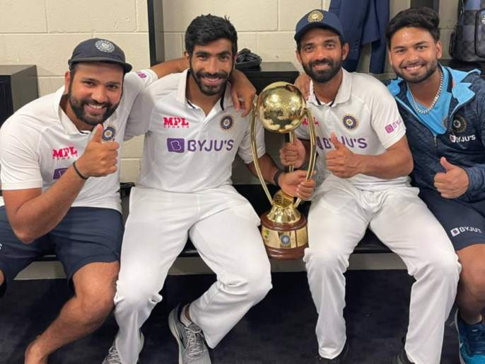 ajinkya Rahane told Masterplan how exactly did Team India won against australia   ३६ धावांत गारद झालेला संघ ऑस्ट्रेलियाला कसा भारी पडला; खुद्द रहाणेनंच 'मास्टरप्लान' सांगितला