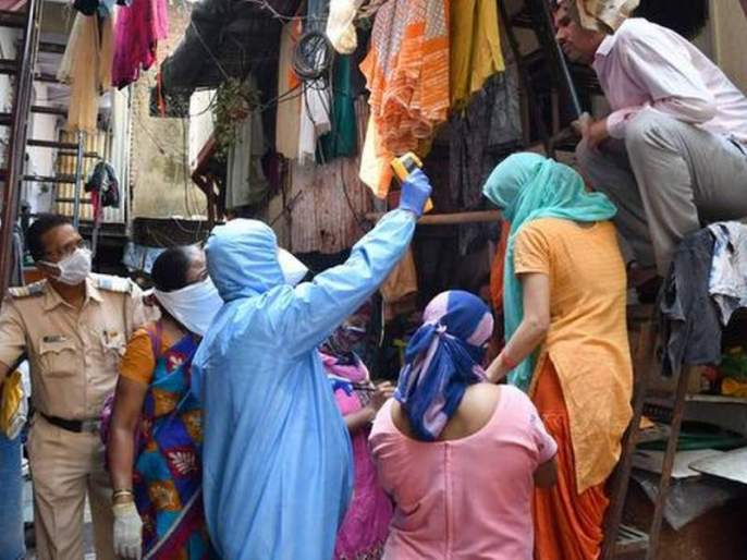 covid 19 Infection is on the rise again in Dharavi   मुंबईकरांचं टेन्शन वाढवणारी बातमी!धारावीत पुन्हा वाढतोय संसर्गाचा विळखा