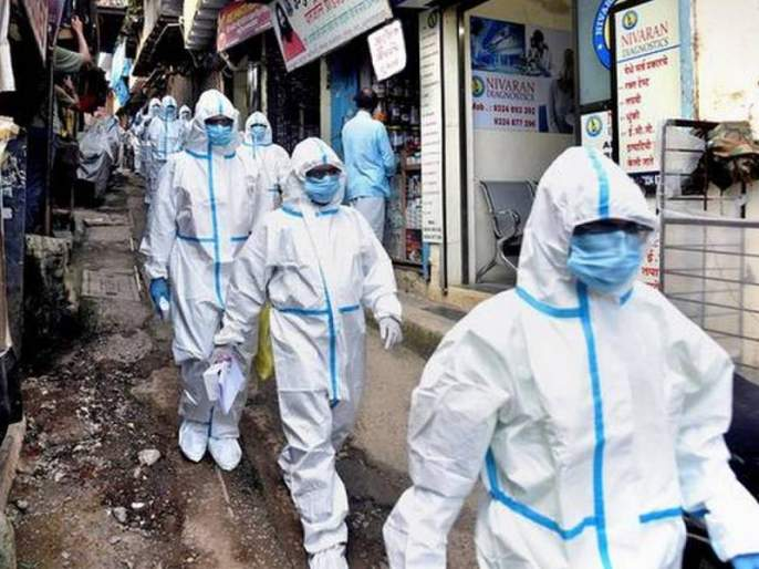 Corona blast in Maharashtra 8 thousand 702 new infected in last 24 hours | Corona In Maharashta: महाराष्ट्रात कोरोनाचा विस्फोट! दिवसभरात ८ हजार ७०२ नवे बाधित